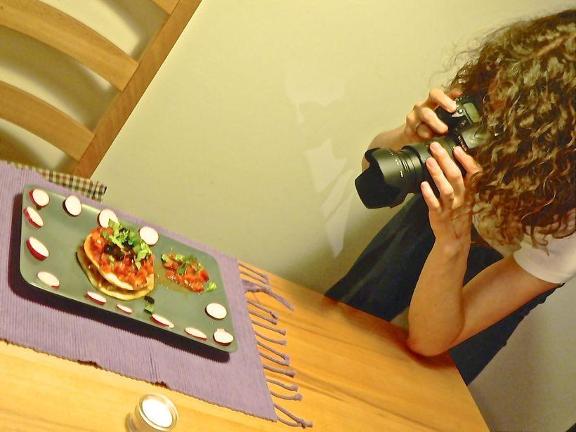Essensfotografie