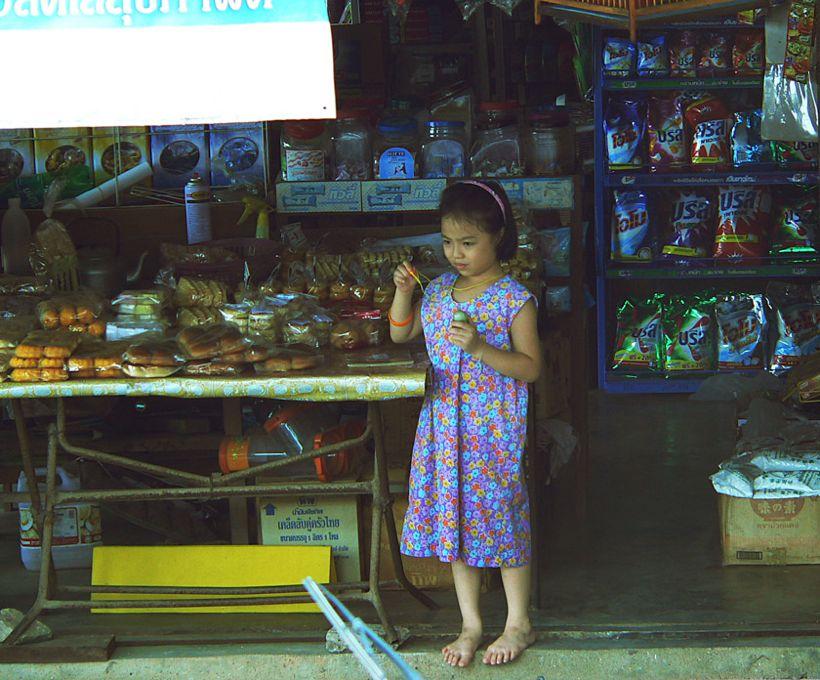 Thailadenkind
